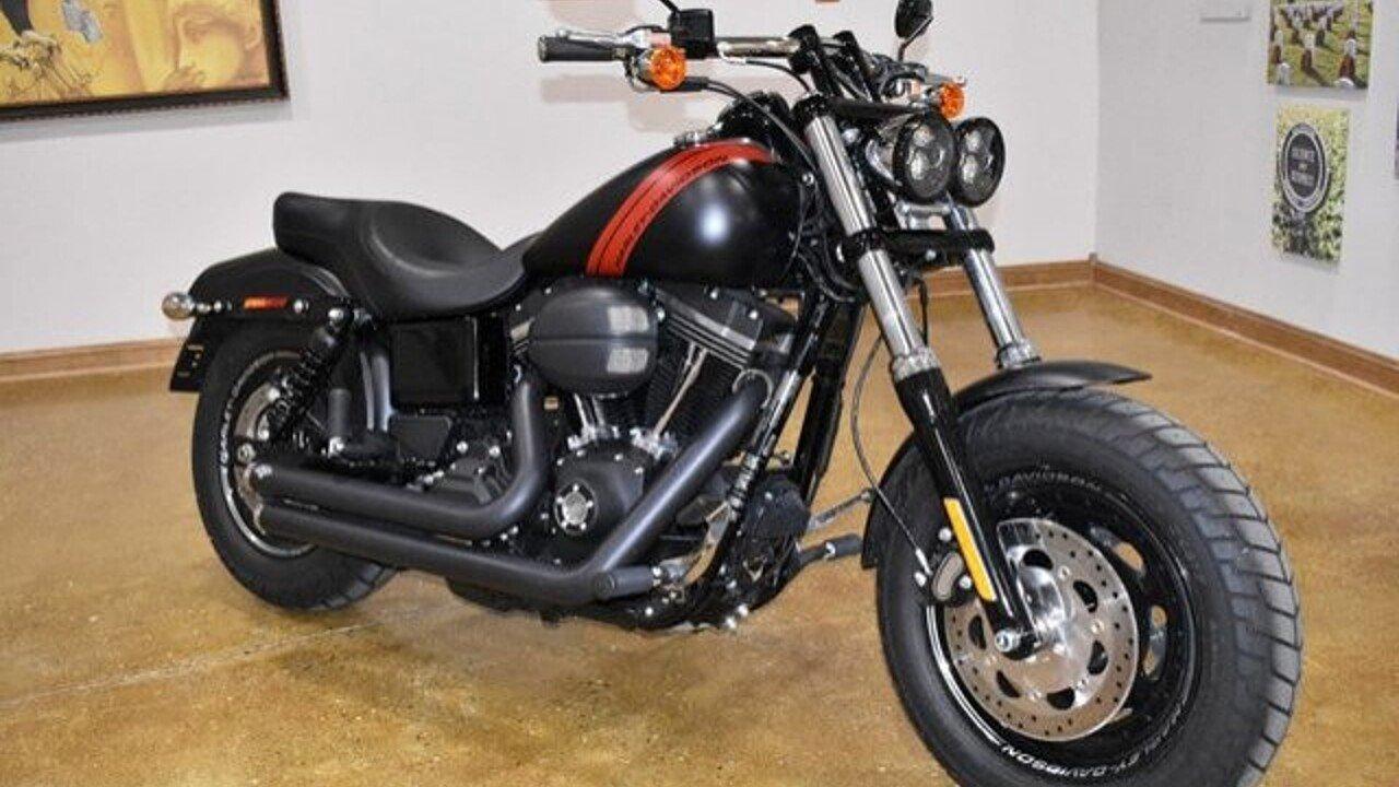 2017 Harley-Davidson Dyna Fat Bob for sale 200581672