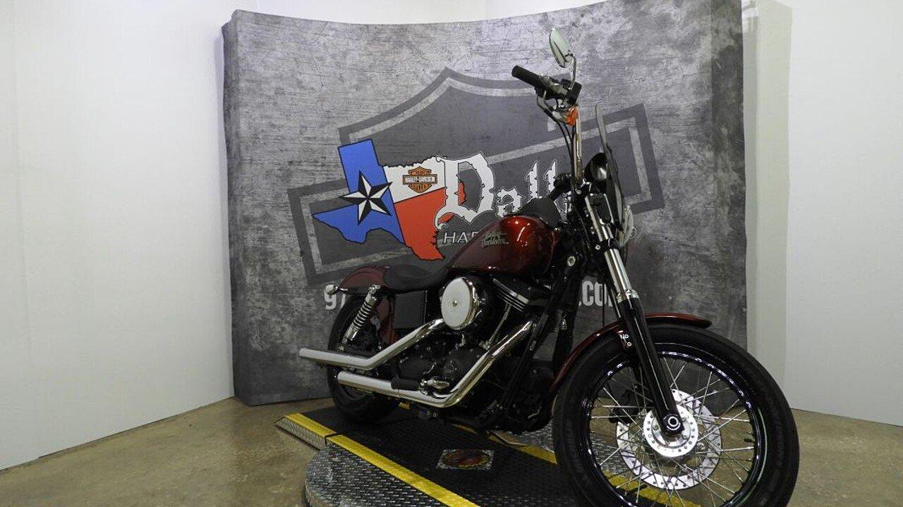 2017 Harley-Davidson Dyna Street Bob for sale 200593221