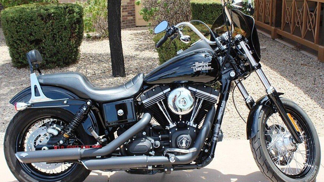 2017 Harley-Davidson Dyna Street Bob for sale 200609752