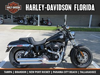 2017 Harley-Davidson Dyna Fat Bob for sale 200610631