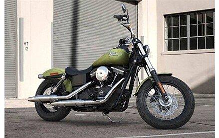 2017 Harley-Davidson Dyna for sale 200445040