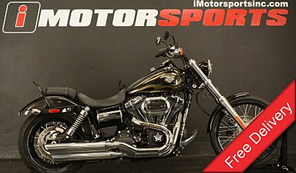 2017 Harley-Davidson Dyna Wide Glide for sale 200451178