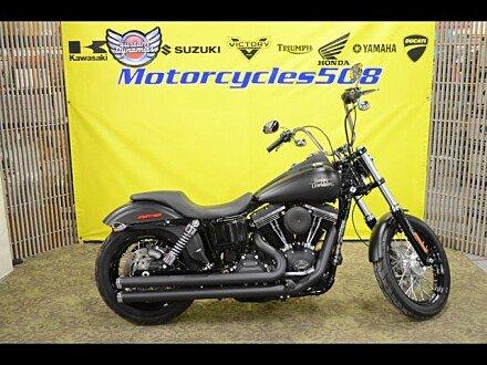 2017 Harley-Davidson Dyna Street Bob for sale 200534540