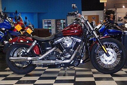 2017 Harley-Davidson Dyna Street Bob for sale 200598809
