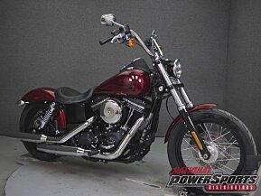 2017 Harley-Davidson Dyna Street Bob for sale 200640046