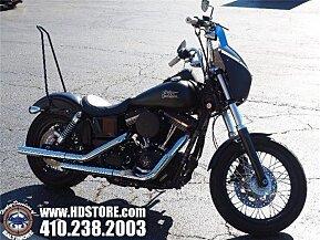 2017 Harley-Davidson Dyna Street Bob for sale 200646390