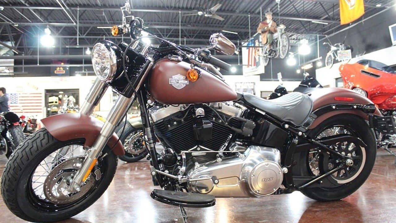2017 Harley-Davidson Softail Slim for sale 200420118