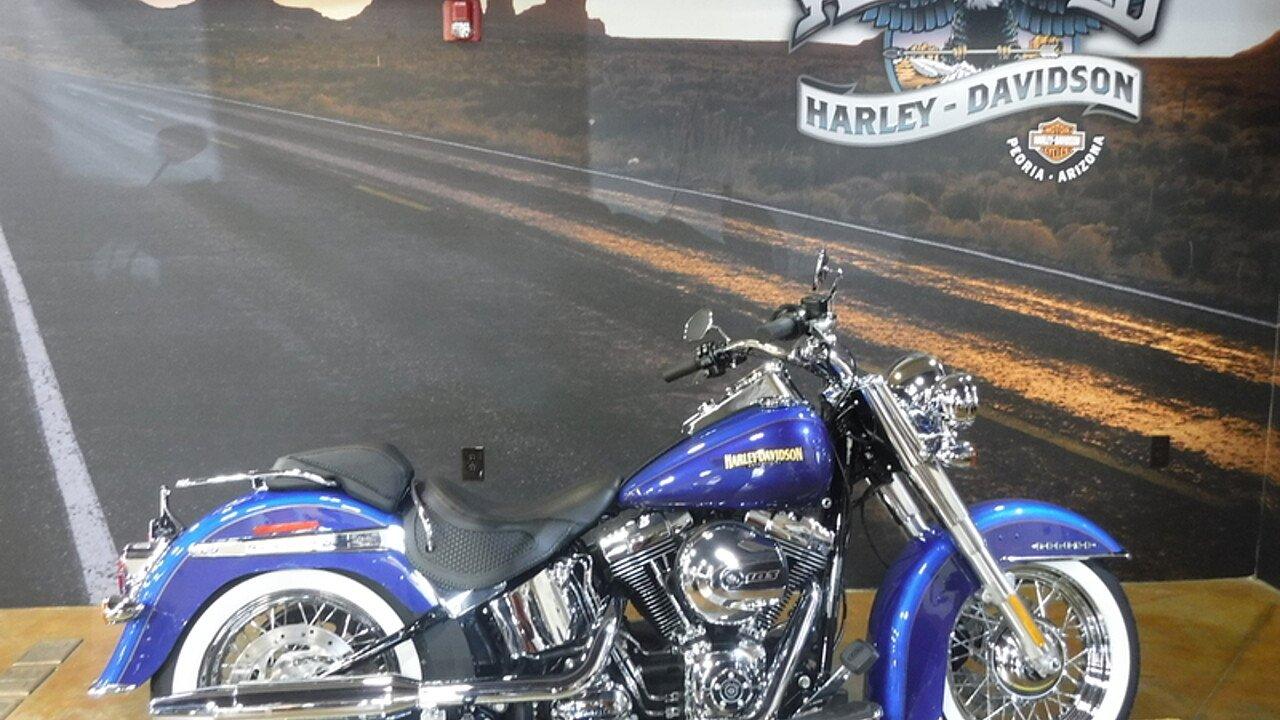 2017 Harley-Davidson Softail for sale 200422201