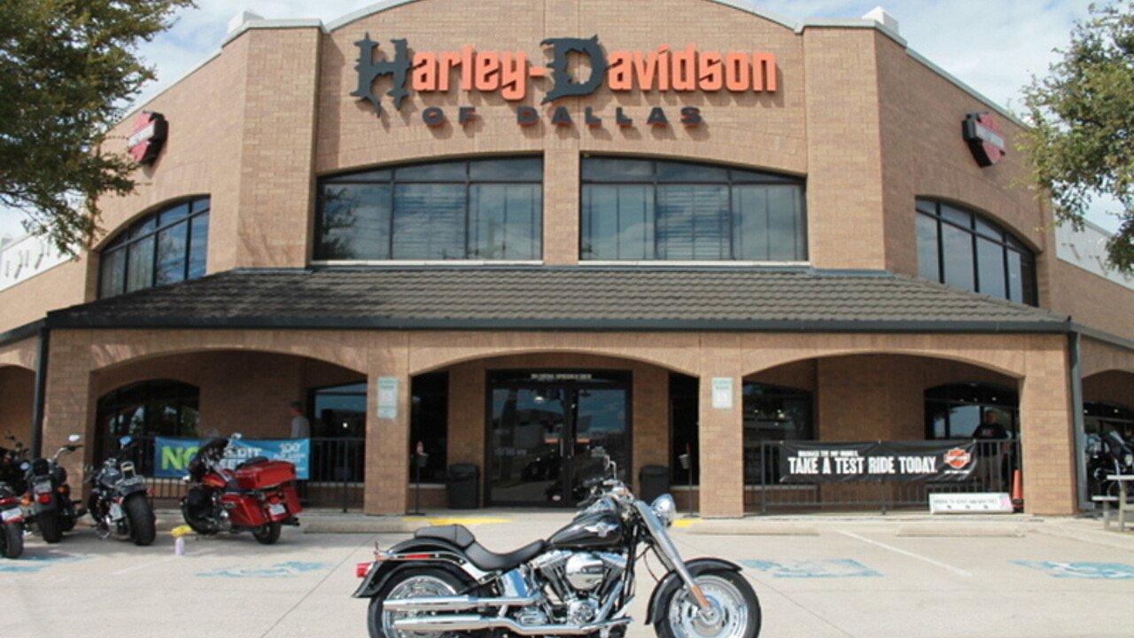 2017 Harley-Davidson Softail Fat Boy for sale 200422228