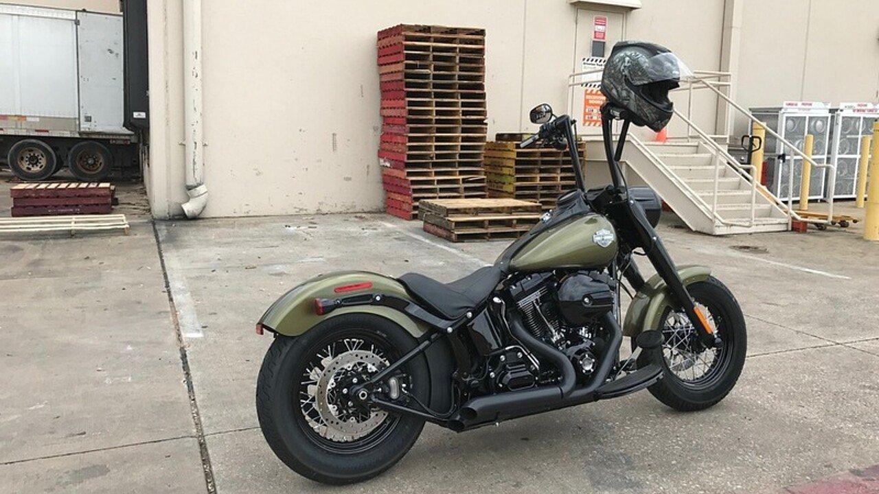 2017 Harley-Davidson Softail Slim S for sale 200422231