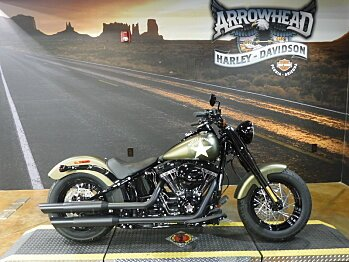 2017 Harley-Davidson Softail for sale 200422577
