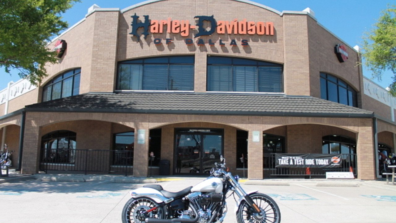2017 Harley-Davidson Softail Breakout for sale 200423373