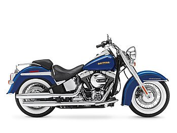 2017 Harley-Davidson Softail Deluxe for sale 200443270