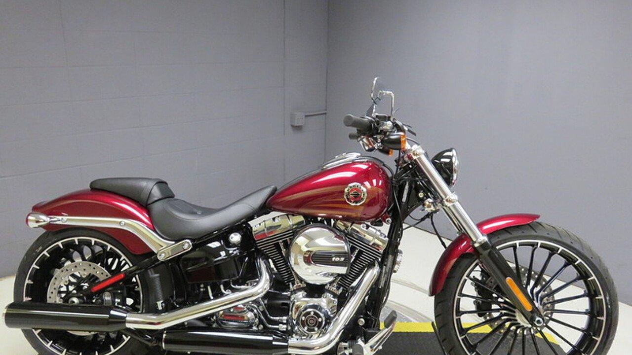 2017 Harley-Davidson Softail for sale 200451560