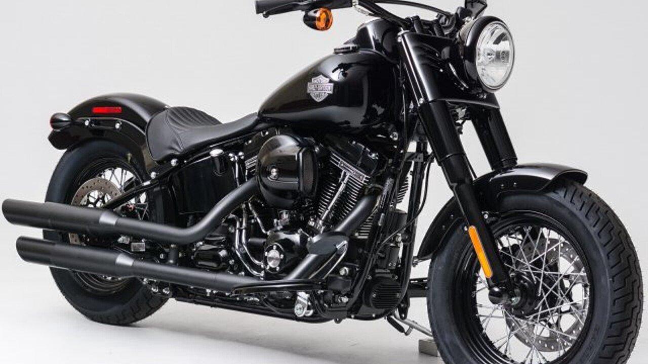 2017 Harley-Davidson Softail Slim S for sale 200452722