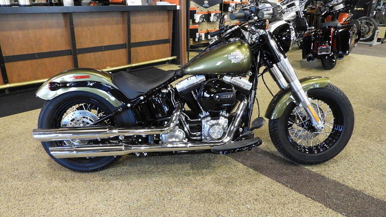 2017 Harley-Davidson Softail Slim for sale 200461640