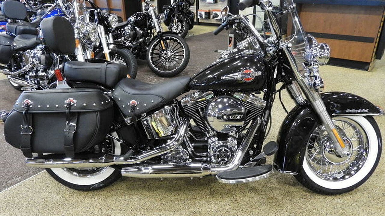 2017 Harley-Davidson Softail Heritage Classic for sale 200462649