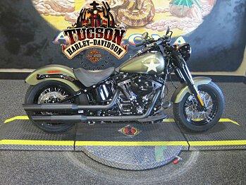 2017 Harley-Davidson Softail Slim S for sale 200466463