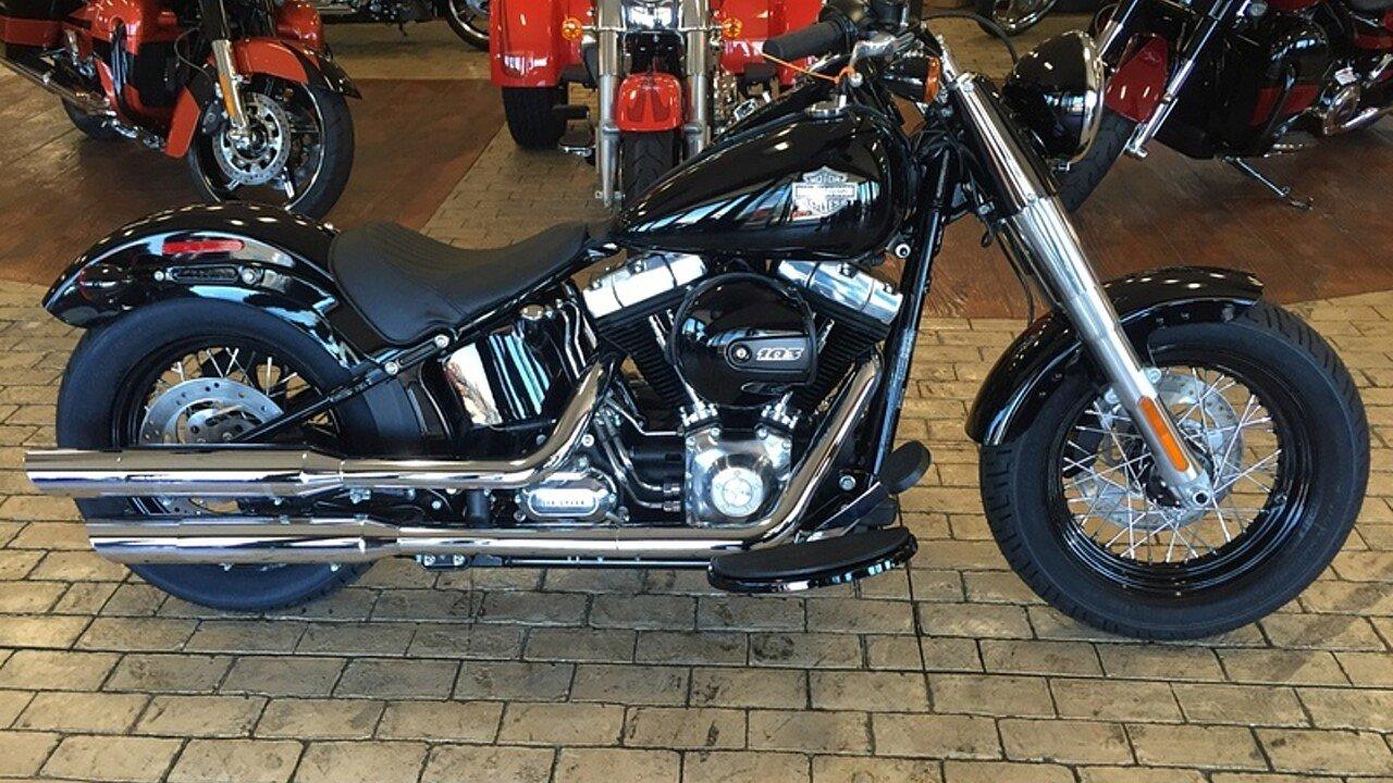2017 Harley-Davidson Softail for sale 200478601