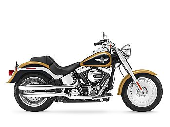 2017 Harley-Davidson Softail Fat Boy for sale 200478826