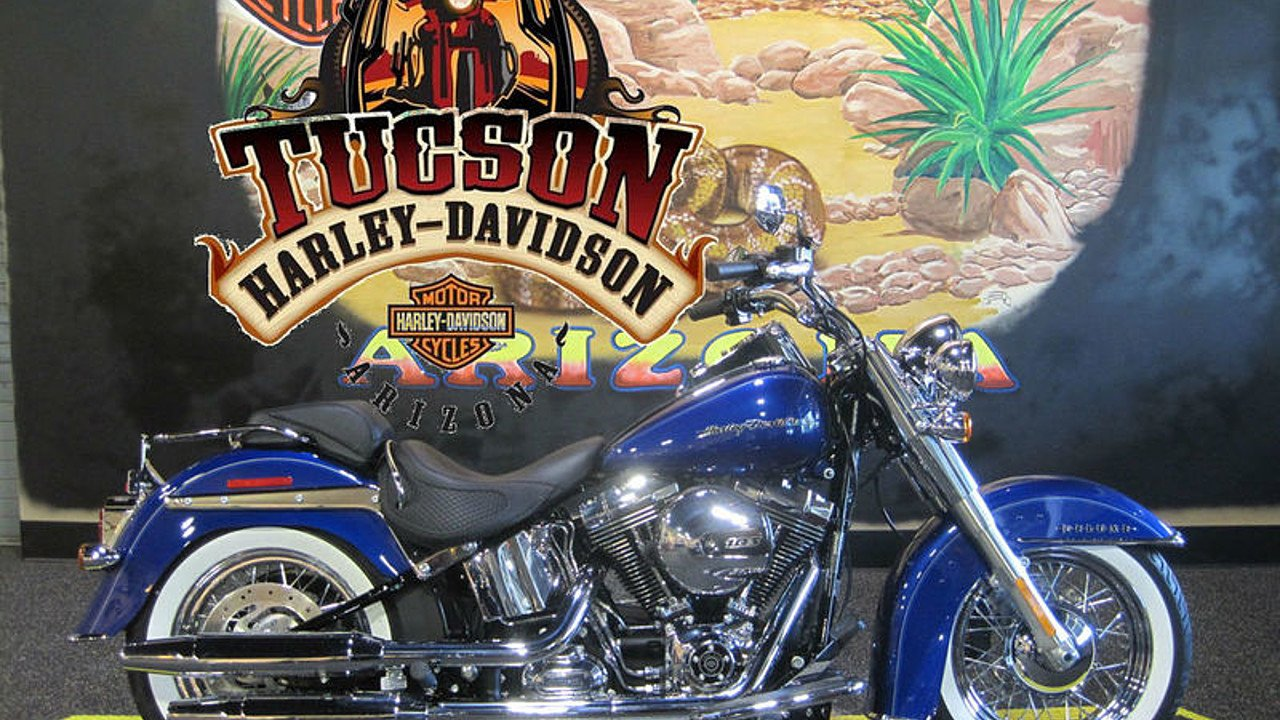 2017 Harley-Davidson Softail Deluxe for sale 200483064