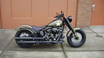 2017 Harley-Davidson Softail for sale 200499110
