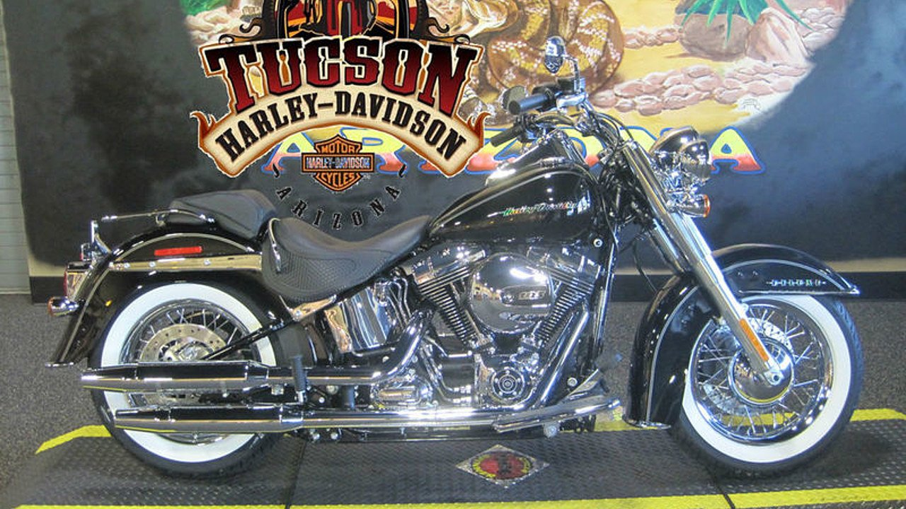 2017 Harley-Davidson Softail Deluxe for sale 200499587