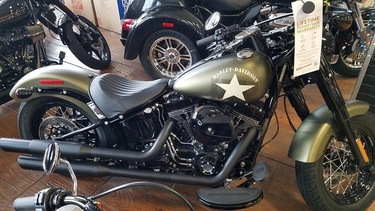 2017 Harley-Davidson Softail for sale 200513867