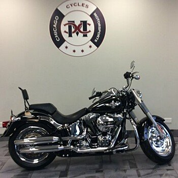 2017 Harley-Davidson Softail Fat Boy for sale 200522379