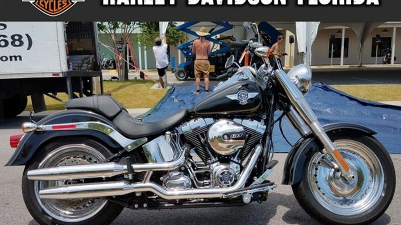 2017 Harley-Davidson Softail Fat Boy for sale 200523677