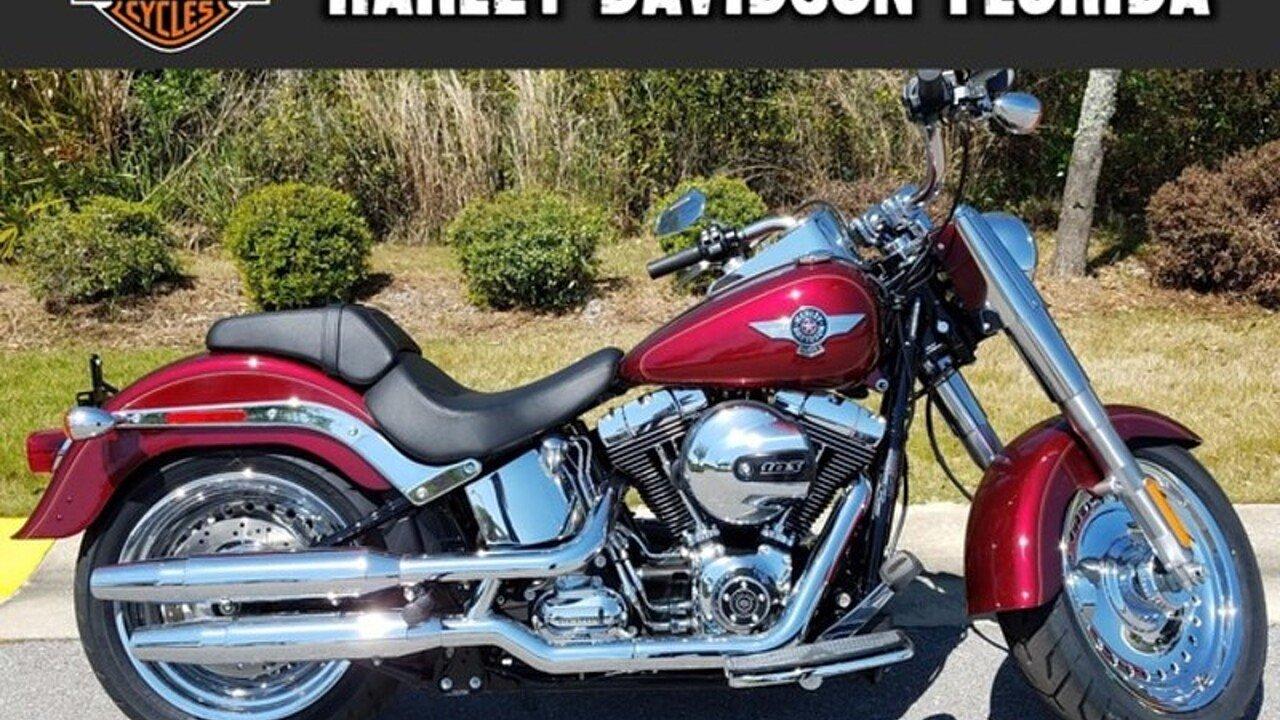 2017 Harley-Davidson Softail Fat Boy for sale 200523692