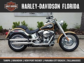 2017 Harley-Davidson Softail Fat Boy for sale 200525224