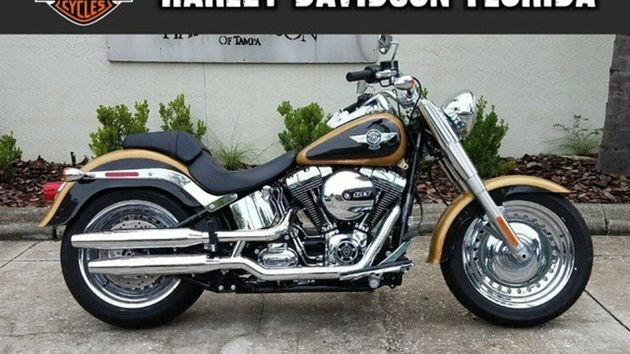 2017 Harley-Davidson Softail Fat Boy for sale 200525224