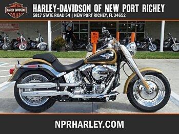 2017 Harley-Davidson Softail Fat Boy for sale 200529770