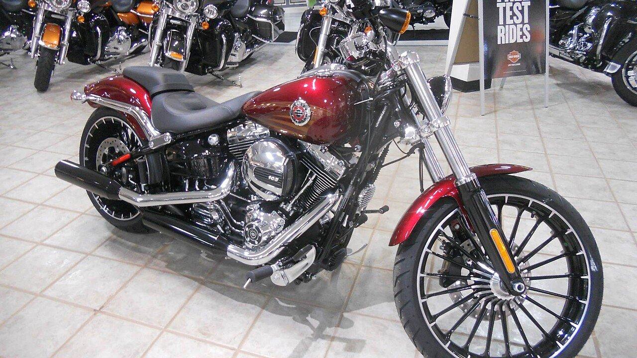2017 Harley-Davidson Softail for sale 200534083