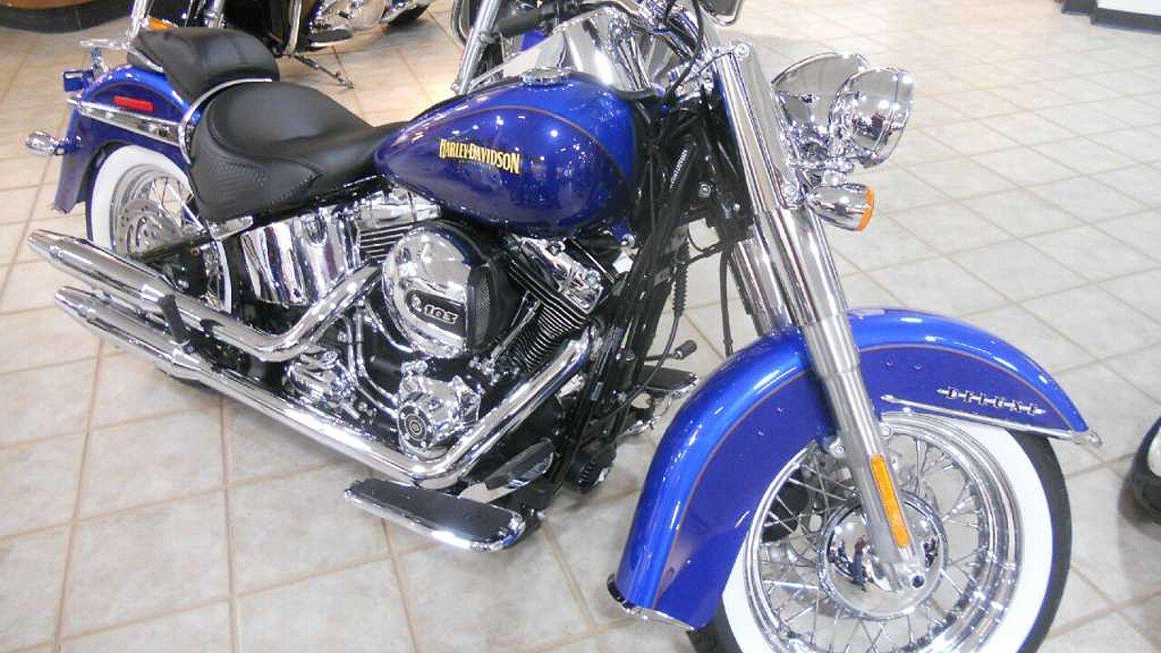 2017 Harley-Davidson Softail for sale 200534086