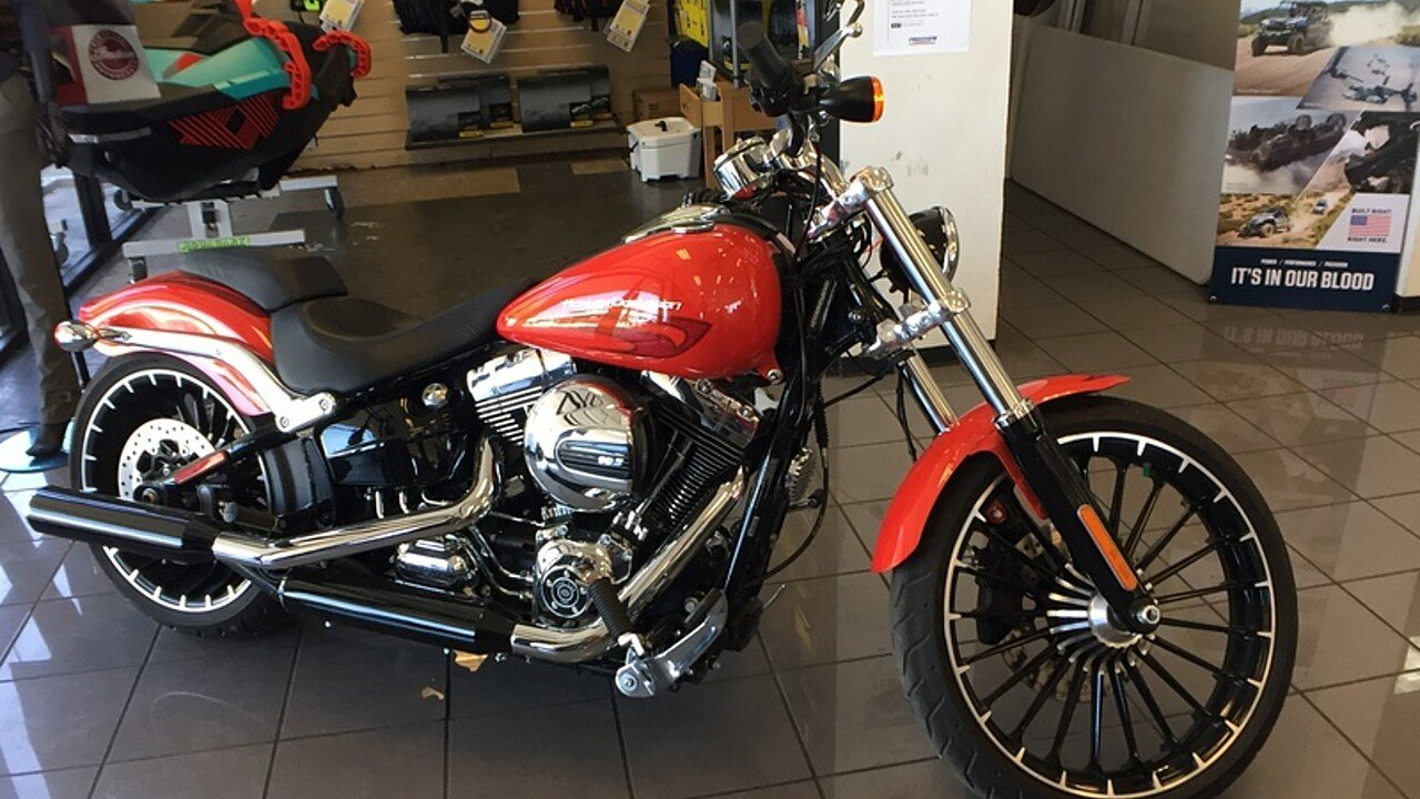 2017 Harley-Davidson Softail Breakout for sale 200563883