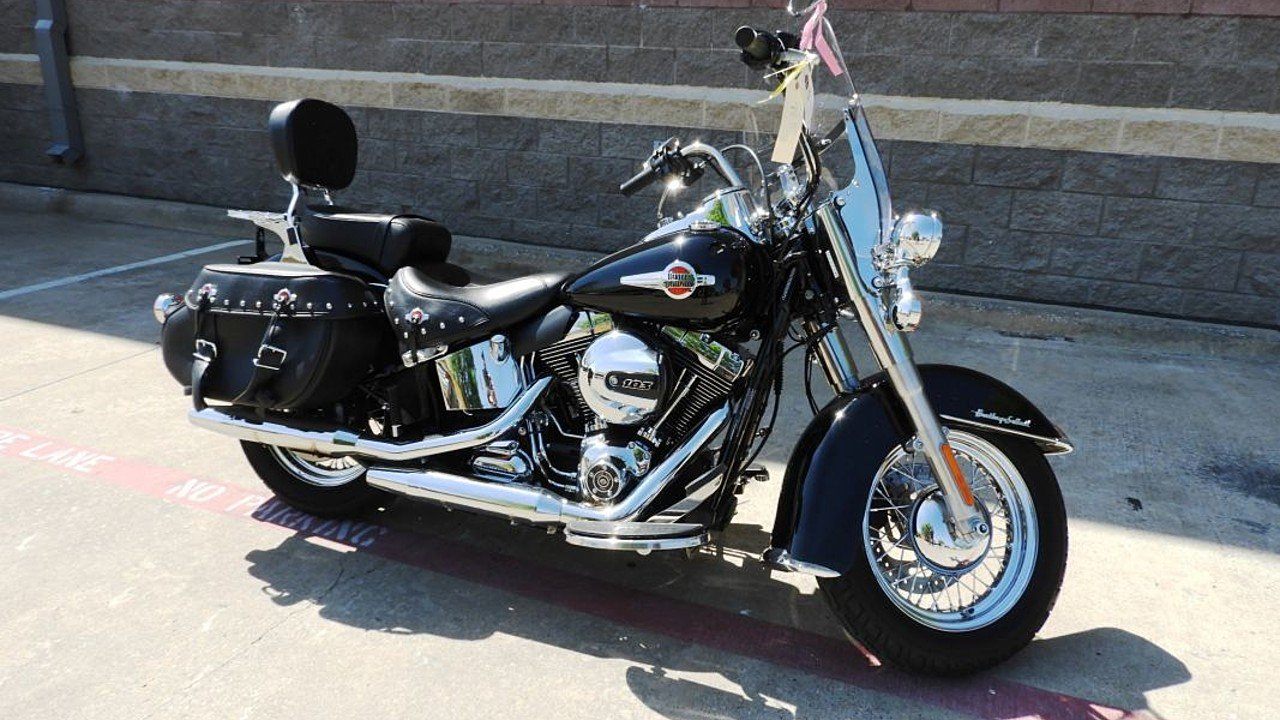 2017 Harley-Davidson Softail Heritage Classic for sale 200586519