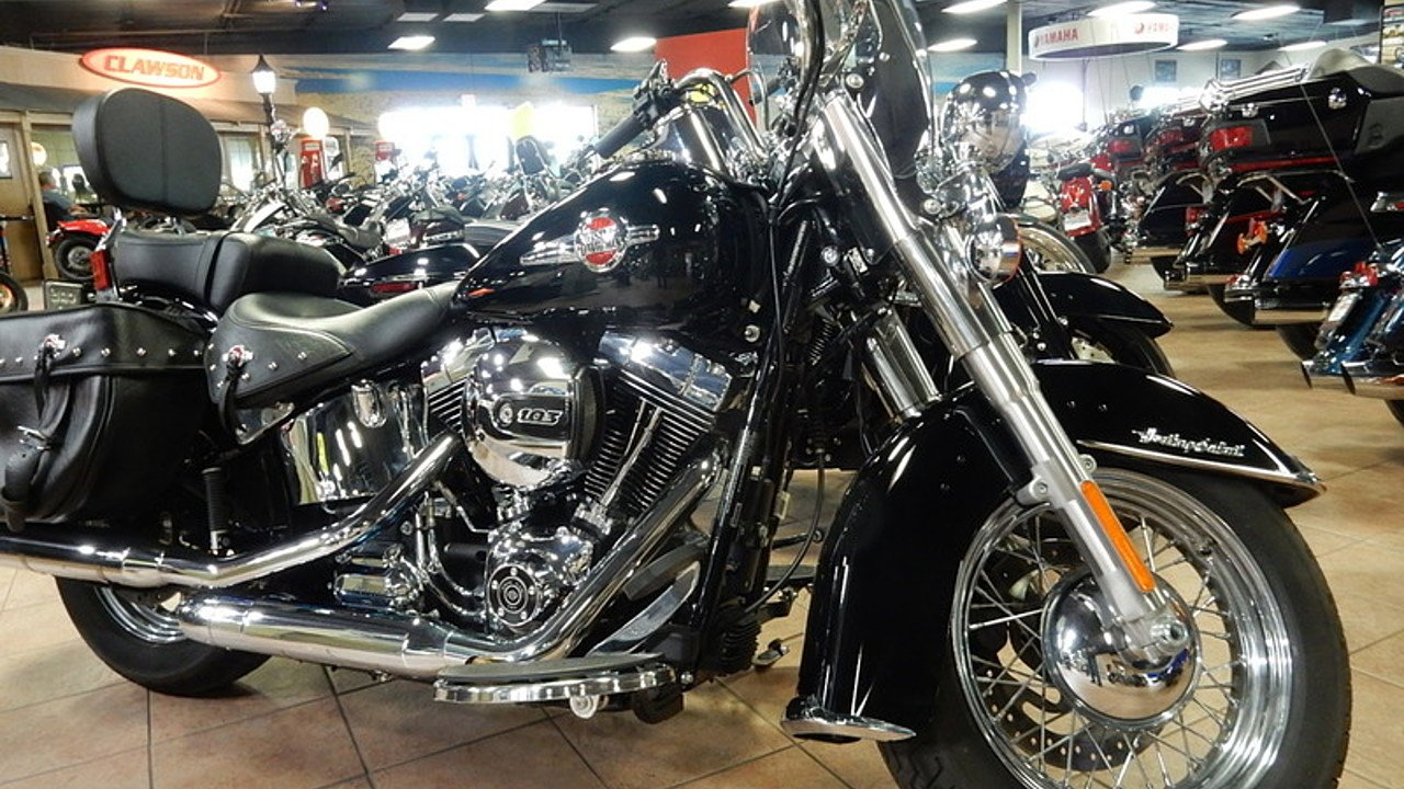 2017 Harley-Davidson Softail Heritage Classic for sale 200593484