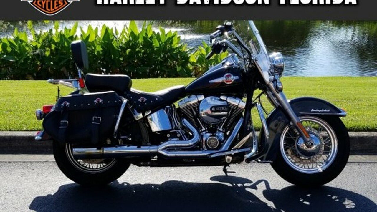 2017 Harley-Davidson Softail Heritage Classic for sale 200594972