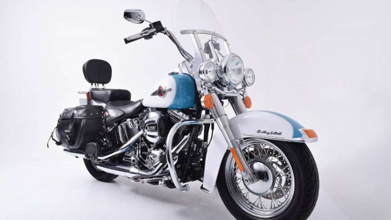 2017 Harley-Davidson Softail Heritage Classic for sale 200621126
