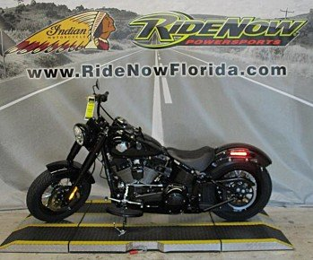 2017 Harley-Davidson Softail Slim S for sale 200623185