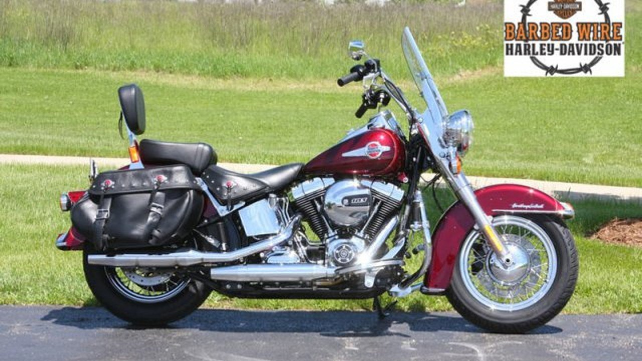 2017 Harley-Davidson Softail Heritage Classic for sale 200623529