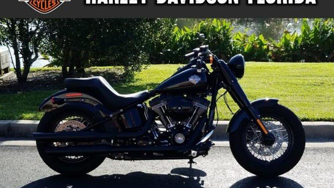 2017 Harley-Davidson Softail Slim S for sale 200623835