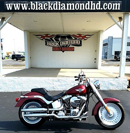 2017 Harley-Davidson Softail Fat Boy for sale 200478799