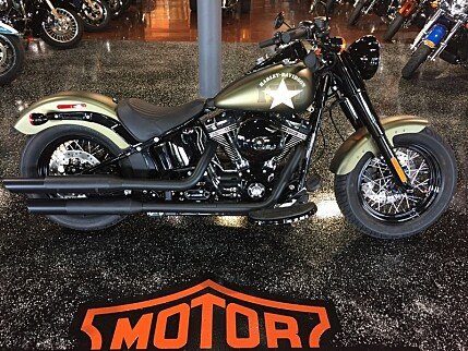 2017 Harley-Davidson Softail for sale 200480097