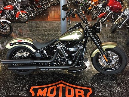 2017 Harley-Davidson Softail for sale 200527983