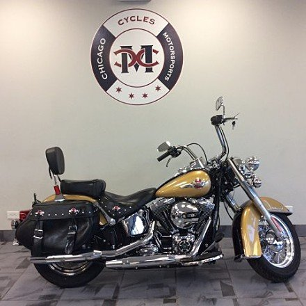 2017 Harley-Davidson Softail Heritage Classic for sale 200545067