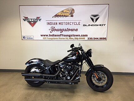2017 Harley-Davidson Softail Slim S for sale 200600259
