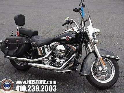 2017 Harley-Davidson Softail Heritage Classic for sale 200612419